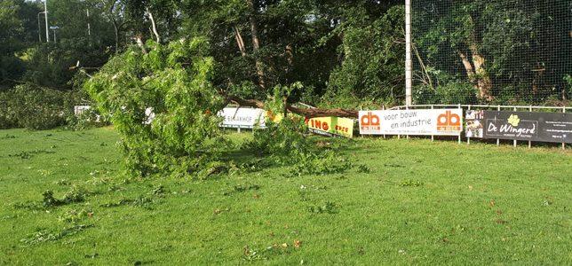 Overlast en schade opgelost door vrijwilligers