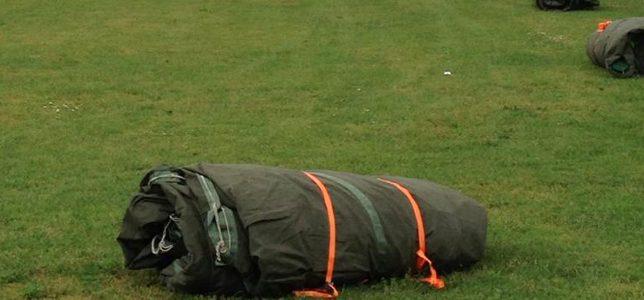 Hulp gevraagd bij opbouwen tenten